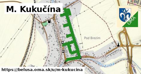 ilustrácia k M. Kukučína, Beluša - 1,05km