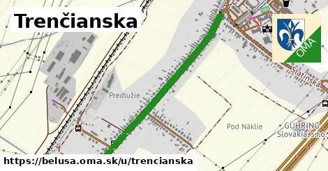ilustrácia k Trenčianska, Beluša - 1,36km