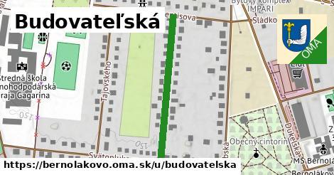 ilustrácia k Budovateľská, Bernolákovo - 329m