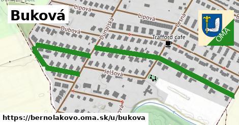 ilustrácia k Buková, Bernolákovo - 468m