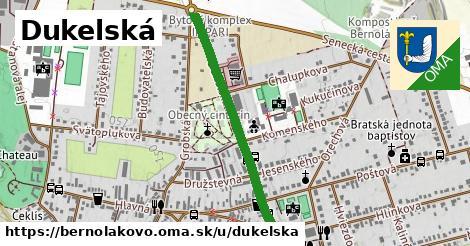 ilustrácia k Dukelská, Bernolákovo - 0,75km