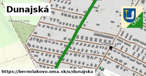 ilustrácia k Dunajská, Bernolákovo - 605m