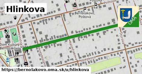 ilustrácia k Hlinkova, Bernolákovo - 529m