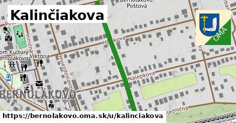 ilustrácia k Kalinčiakova, Bernolákovo - 410m