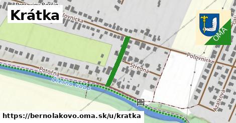 ilustrácia k Krátka, Bernolákovo - 171m
