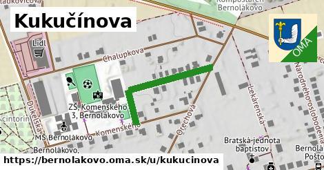 ilustrácia k Kukučínova, Bernolákovo - 279m