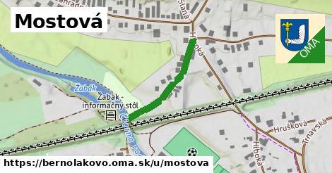 ilustrácia k Mostová, Bernolákovo - 254m