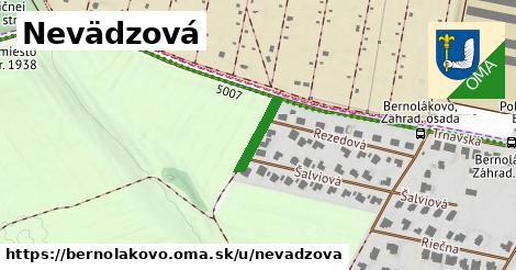 ilustrácia k Nevädzová, Bernolákovo - 122m