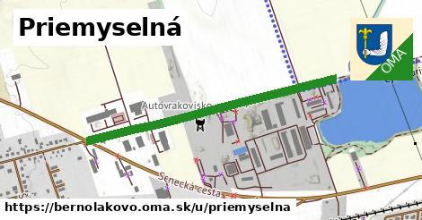 ilustrácia k Priemyselná, Bernolákovo - 0,91km
