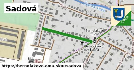 ilustrácia k Sadová, Bernolákovo - 290m