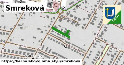 ilustrácia k Smreková, Bernolákovo - 161m