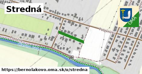 ilustrácia k Stredná, Bernolákovo - 132m