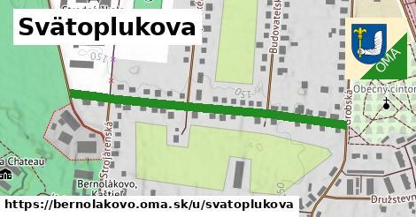 ilustrácia k Svätoplukova, Bernolákovo - 502m
