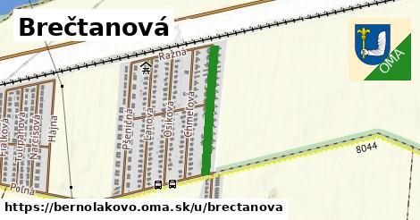 ilustrácia k Brečtanová, Bernolákovo - 464m