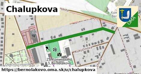 ilustrácia k Chalupkova, Bernolákovo - 485m