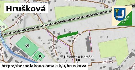 ilustrácia k Hrušková, Bernolákovo - 116m