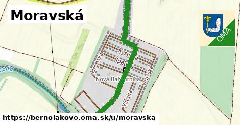 ilustrácia k Moravská, Bernolákovo - 0,78km