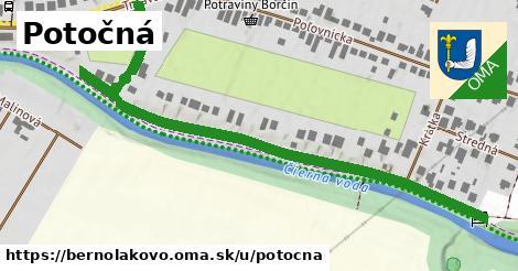 ilustrácia k Potočná, Bernolákovo - 2,5km