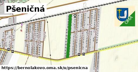 ilustrácia k Pšeničná, Bernolákovo - 657m