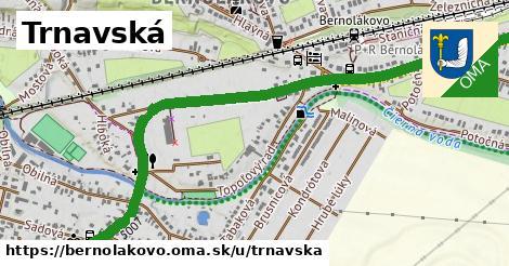 ilustrácia k Trnavská, Bernolákovo - 3,5km