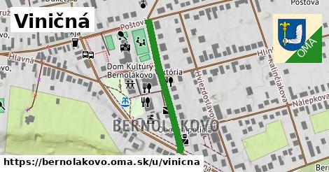 ilustrácia k Viničná, Bernolákovo - 314m