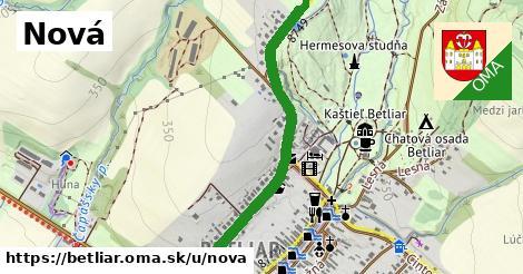 ilustrácia k Nová, Betliar - 1,20km