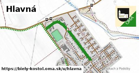 ilustrácia k Hlavná, Biely Kostol - 0,80km