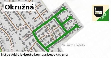ilustrácia k Okružná, Biely Kostol - 629m