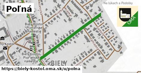ilustrácia k Poľná, Biely Kostol - 353m