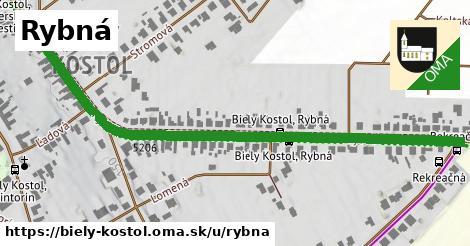 ilustrácia k Rybná, Biely Kostol - 0,82km