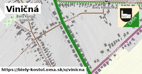 ilustrácia k Viničná, Biely Kostol - 444m
