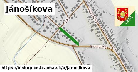 ilustrácia k Jánošíkova, Biskupice, okres LC - 135m
