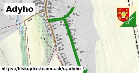 ilustrácia k Adyho, Biskupice, okres LC - 466m