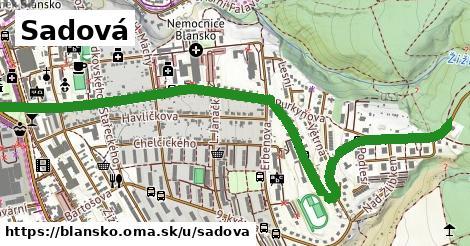 ilustrácia k Sadová, Blansko - 1,77km