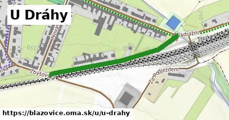 ilustrácia k U Dráhy, Blažovice - 438m