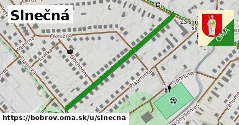 ilustrácia k Slnečná, Bobrov - 439m