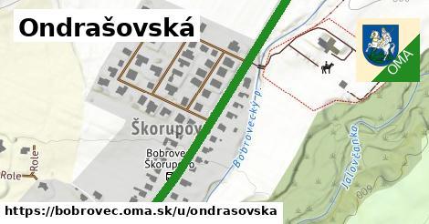 ilustračný obrázok k Ondrášovská, Bobrovec