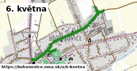ilustrácia k 6. května, Bohuňovice - 1,19km