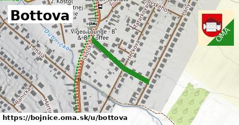 ilustrácia k Bottova, Bojnice - 220m