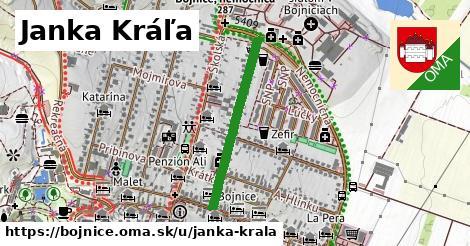 ilustrácia k Janka Kráľa, Bojnice - 564m