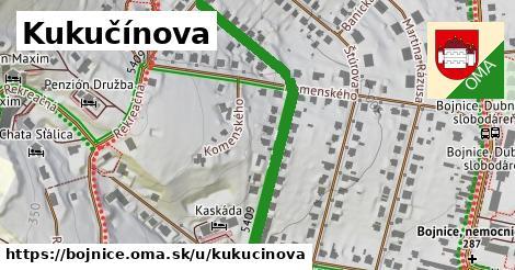 ilustrácia k Kukučínova, Bojnice - 522m