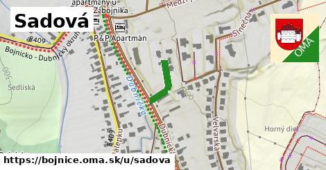 ilustrácia k Sadova, Bojnice - 116m