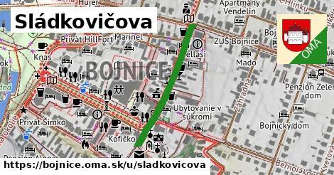 ilustrácia k Sládkovičova, Bojnice - 299m