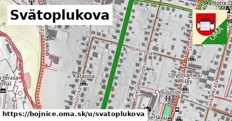 ilustrácia k Svätoplukova, Bojnice - 415m