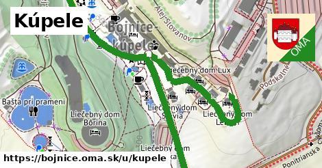 ilustrácia k Kúpele, Bojnice - 0,93km