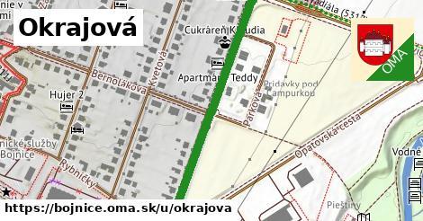 ilustrácia k Okrajová, Bojnice - 432m