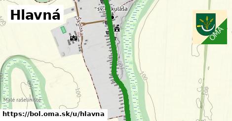 ilustrácia k Hlavná, Boľ - 1,35km