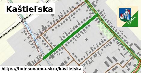 ilustrácia k Kaštieľska, Bolešov - 368m
