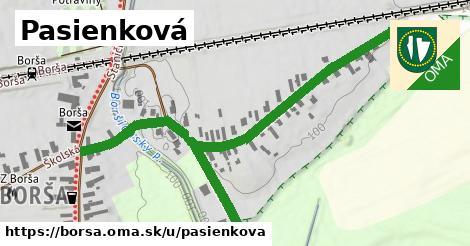 ilustrácia k Pasienková, Borša - 586m