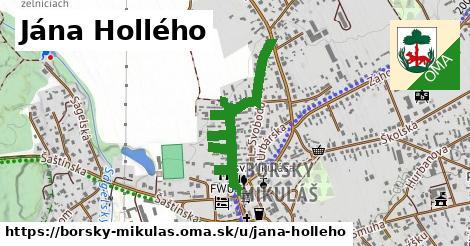 ilustrácia k Jána Hollého, Borský Mikuláš - 619m